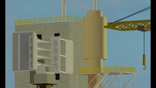 ROBLOX Tornado Siren #25: Whelen Vortex R4 In A California Map, BPP, 1080p60