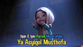 Download Ya Asyiqol Musthofa - Nissa Sabyan versi Upin & Ipin