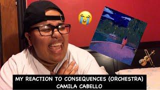 My Reaction To Consequences (Orchestra) ~ Camila Cabello Video