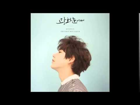KYUHYUN 규현 Super Junior   Eternal Sunshine The 1st Mini Album 'At Gwanghwamun'