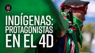 Guardia indígena: protagonista del día 14 del Paro Nacional - El Espectador