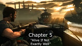 Max Payne 3 (PC) Walkthrough: Chapter 5