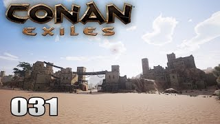 CONAN EXILES [031 [Die Wüstenstadt] [Multiplayer] [Deutsch German] thumbnail