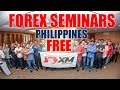 XM Free Forex Trading Seminars in Philippines