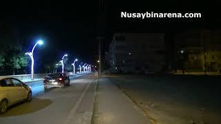 Kamışlı'dan atılan roketler, Nusaybin'de 3 kişi yaralandı