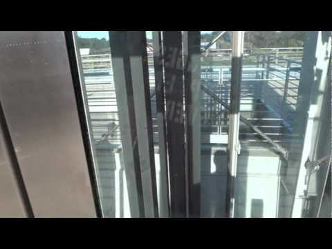 Awesome Otis Gen2 Traction Semi-Glass Elevator To Living Roof - (SF) CA Academy Of Sciences
