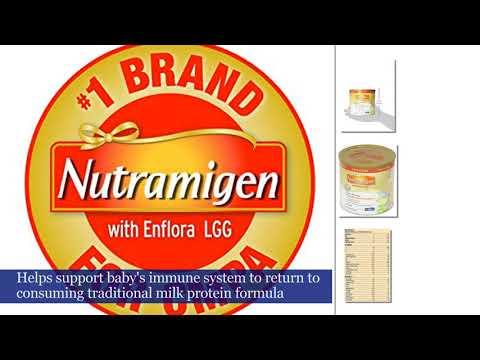 Enfamil Nutramigen Infant Formula - Hypoallergenic & Lactose Free Formula