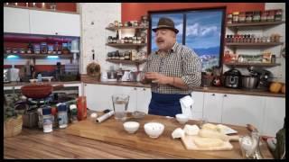 Качамак/полента/ със сос от сирена-Рецепта на деня от Бързо,лесно,вкусно-11.01.2017 г.