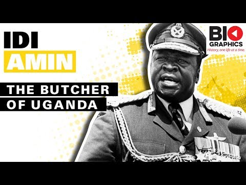 Idi Amin: The Butcher of Uganda