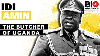 Gambar cover Idi Amin: The Butcher of Uganda
