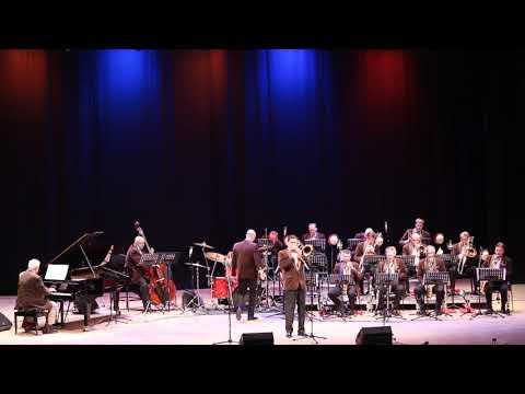 Государственный камерный оркестр джазовой музыки им. Олега Лундстрема.