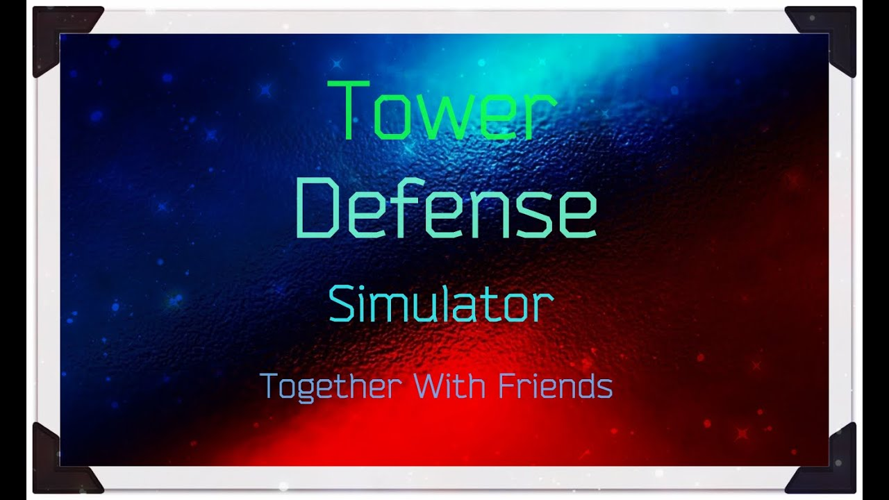 community scripter roblox wikia fandom Tower Defense Simulator Creator