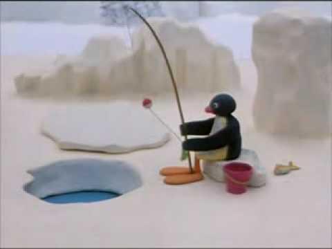 Pingu Goes Fishing Youtube