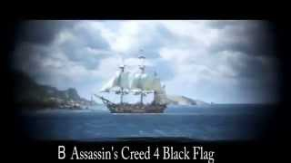 Assassins creed 4 black flags литерал
