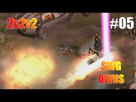 ZH - SWG is Great for 2v2v2 (Undercover Game 5)