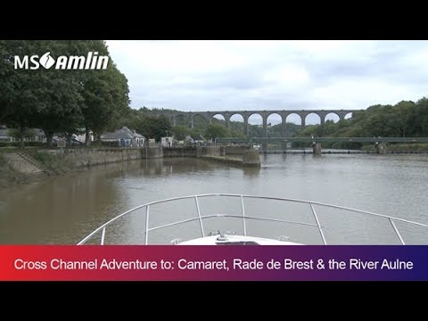 Cross Channel Adventure to: Camaret, Rade de Brest and the River Aulne.