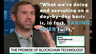 RIPPLE XRP: TAKING OVER SWIFT DAY BY DAY?
