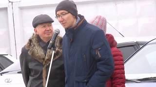 Минитинг в поддержку Старченко