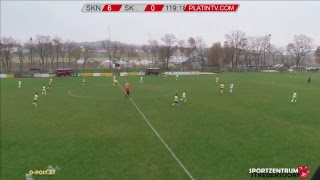 05.11.17 | Fußball | SKN St. Pölten Damen - Sturm Graz Damen