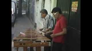 Serenata vespertina con marimba: Cielito Lindo