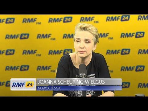 Scheuring-Wielgus: Z Nowoczesną jest coś nie tak. Sondaże są alarmujące