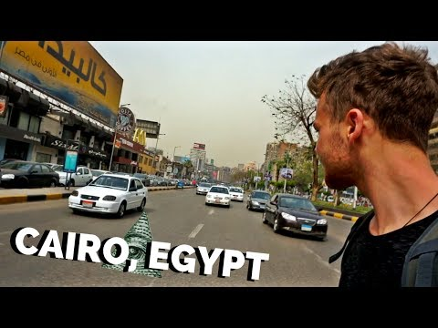 EXPLORING CAIRO // EGYPT TRAVEL VLOG