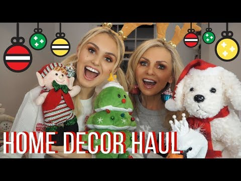 Primark Christmas Decorations Haul + TKmax & Homesense | With Mumma Grimes | Super Haul Sunday |