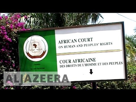 Talk to Al Jazeera - Africa's human rights court and the limits of justice
