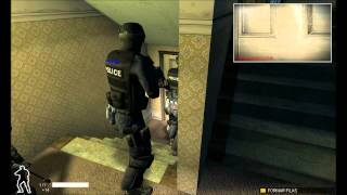 SWAT 4 (PC/ Español / Intel HD 3000) - Gameplay