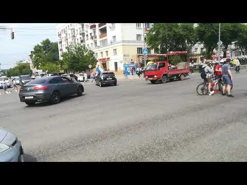 Шествие в Хабаровске, 25 июля - 3