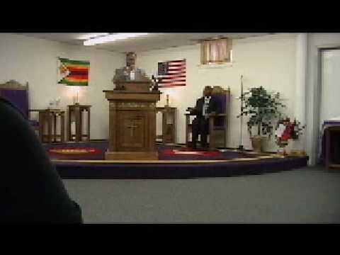 Brother Maurice Lassiter Conference 2009 Rev.Peter...