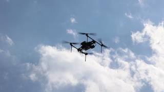[ケータイ Watch]KDDI「ドローン基地局」の飛行訓練