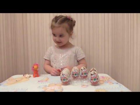 VLOG открываем яйца...