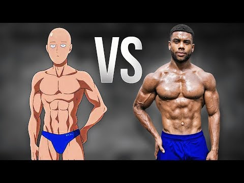 I TRIED TRAINING LIKE ONE PUNCH MAN (GONE WRONG)