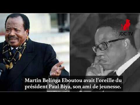 Décès De Martin BELINGA EBOUTOU : Premiers Hommages !