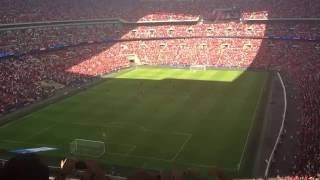90,000 Fans Singing You