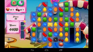Candy Crush Saga Level 95 Walkthrough