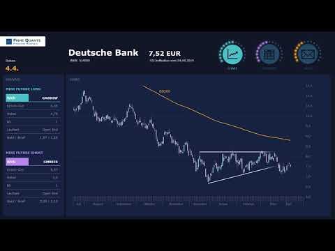 Commerzbank und Deutsche Bank - Jetzt gilt's!
