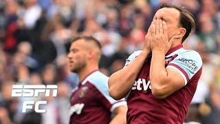 West Ham vs. Manchester United reaction: Should Mark Noble have taken the penalty? | ESPN FC