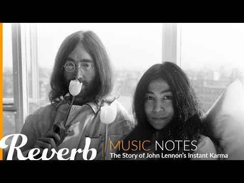 The Story of John Lennon's