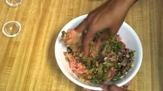 Chicken Seekh Kabab Indian Style