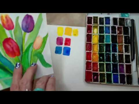 Color Temperature and Color Mixing