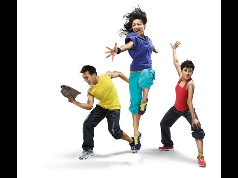Zumba Routine on Don't You Need Somebody Song | Zumba Dance Fitness | Choreographed by Vijaya