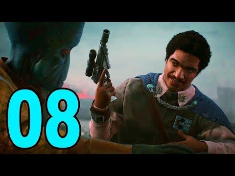 Star Wars Battlefront 2 Story - Part 8 - LANDO IS THE MAN!