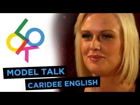 CariDee English: Model Talk