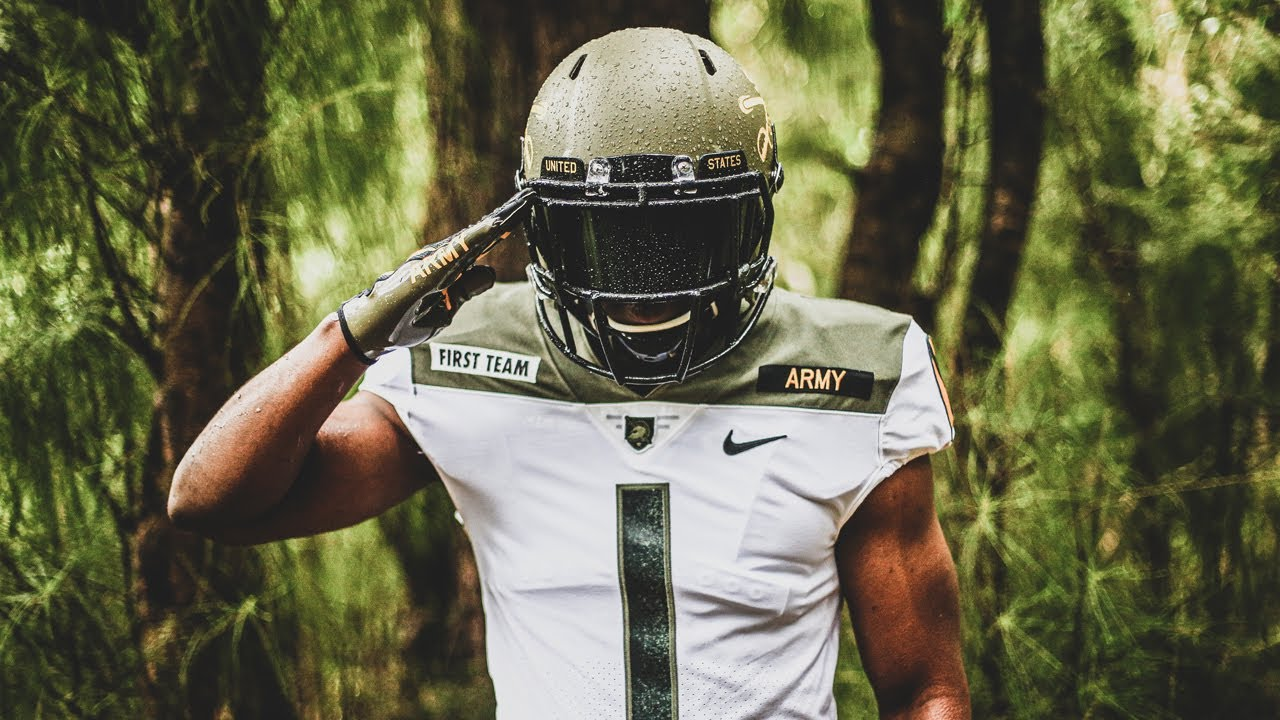 2019 Army Navy Game Uniform 1st Cavalry Division