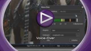 EDIUS Podcast - Voice-Over
