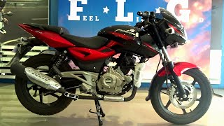 #Bikes@Dinos: Bajaj Pulsar 180 DTSi Review, Exhaust Note (Walkaround Red and Black colours)