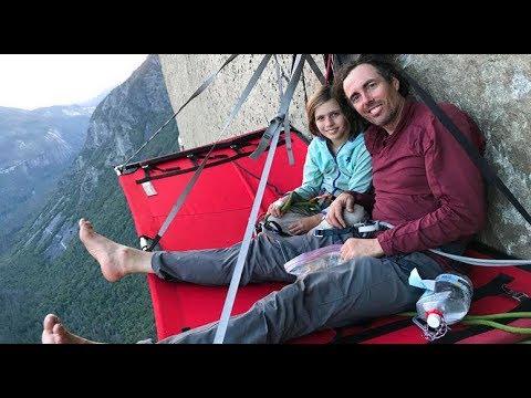 10-year-old girl conquers El Capitan| CCTV English