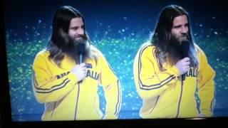 nelson twins australia s got talent 2012